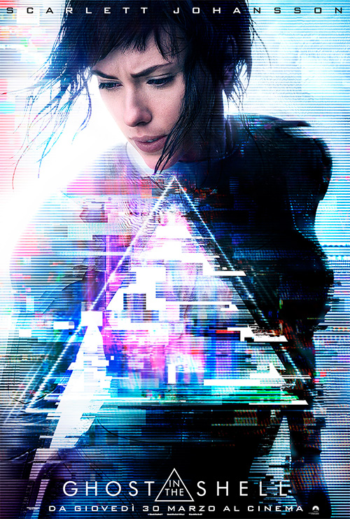 Ghost in the Shell - (2 spettacoli)