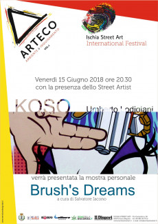 "Umberto ""KOSO"" Lodigiani - Brush's Dream"