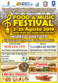 EXPO ISCHIA: Food & Music Festival