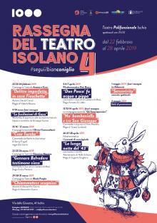 IV Rassegna del Teatro Isolano