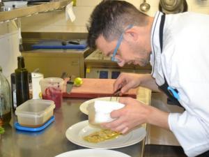 Chef Ermanno Nicolella