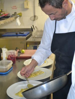Chef Ciro Mattera