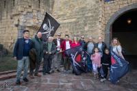 La-CIurma-con-il-Pirata-Prof-Di-Gironimo