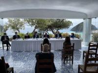 Presentazione di PescAgri, al giardino del Nonno di Sant'Angelo
