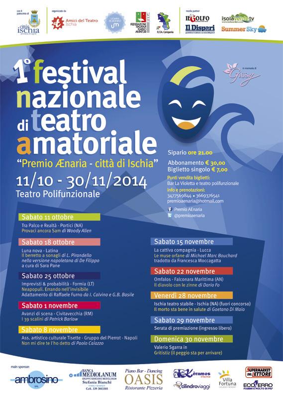 1° Festival Nazionale di Teatro Amatoriale image
