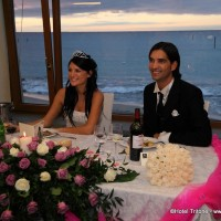 Il matrimonio all'Hotel Tritone