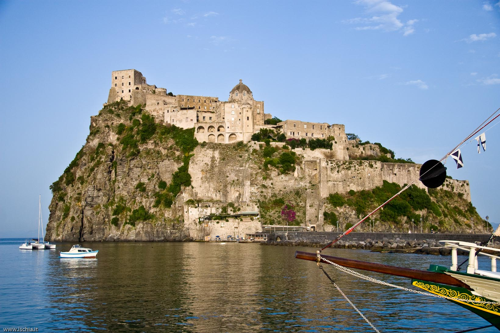 Ischia news ed eventi ischia film festival 2015 for Aragonese cuisine